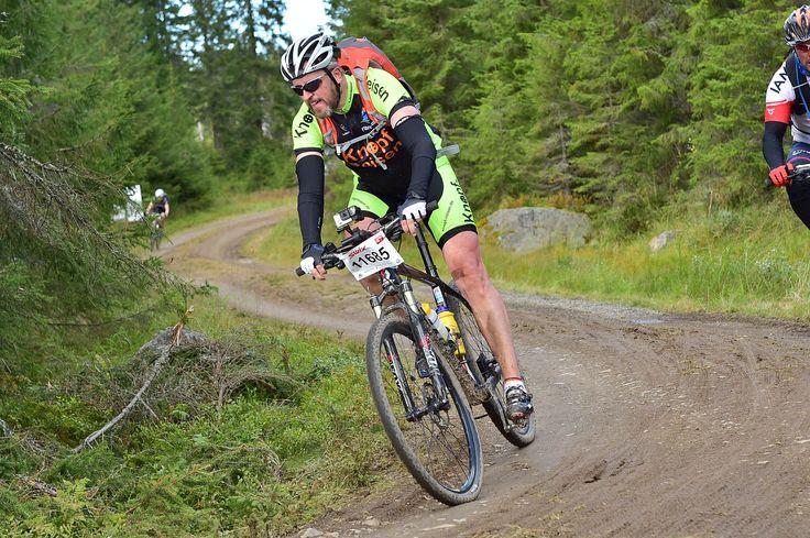 Birkebeinerrittet Norwegen 2016. 85 Kilometer von Rena nach Lillehammer...