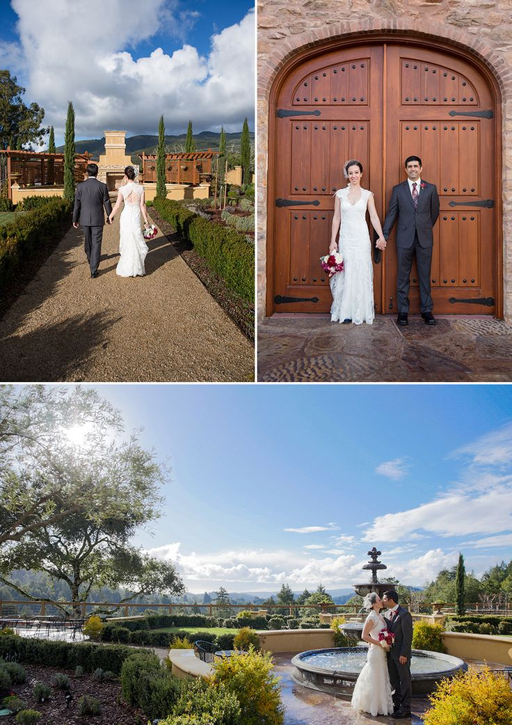 Stephanie And Chris Weddings At Regale Pinterest Los Gatos Wedding