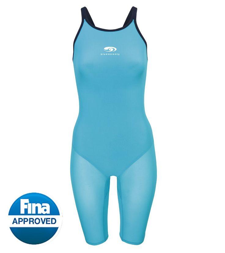 Blueseventy Jr. neroFIT Kneeskin Tech Suit Swimsuit at SwimOutlet.com - The Web's most popular swim shop