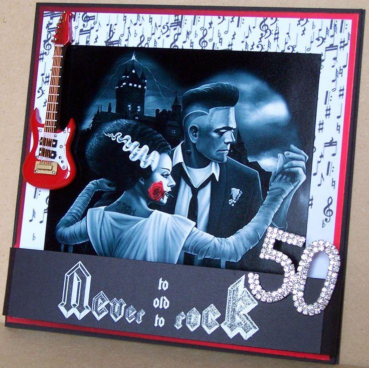 50th birthday card for a man 50th birthday cards