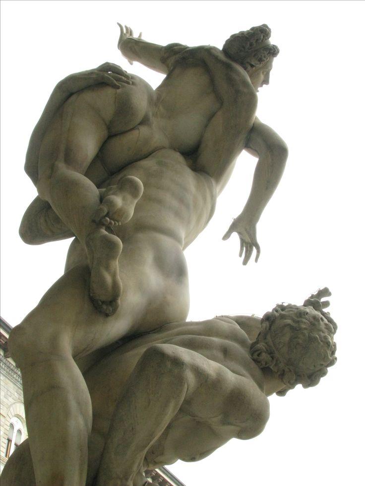 Ratto delle Sabine - Firenze