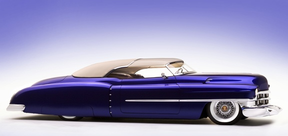 1950 CADILLAC SERIES 61 RICK DORE CUSTOM ROADSTER. @designerwallace