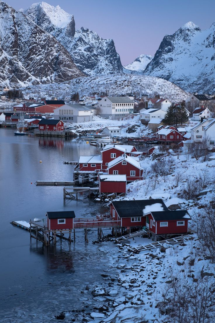 Lofoten, Norway 》Simon East