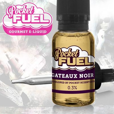 PocketFuel. Gateaux Noir e-cigaretter og udstyr. Kæmpe udvalg.