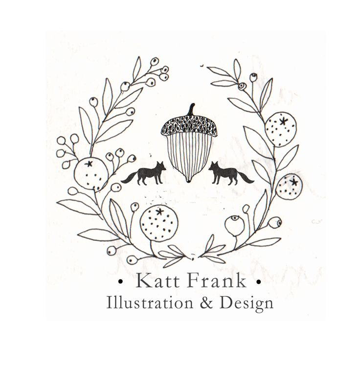 Logo designed and illustrated by Katt Frank www.kattfrank.com