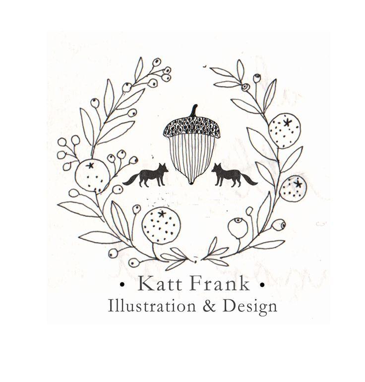 Logo designed and illustrated by Katt Frank www.kattfrank.com