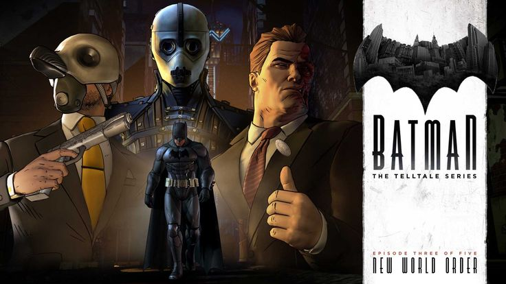 Back to the Batman Telltale Series action and the 3rd episode is one of the best Telltale games ever and their best Batman. Read our New World Order review.
