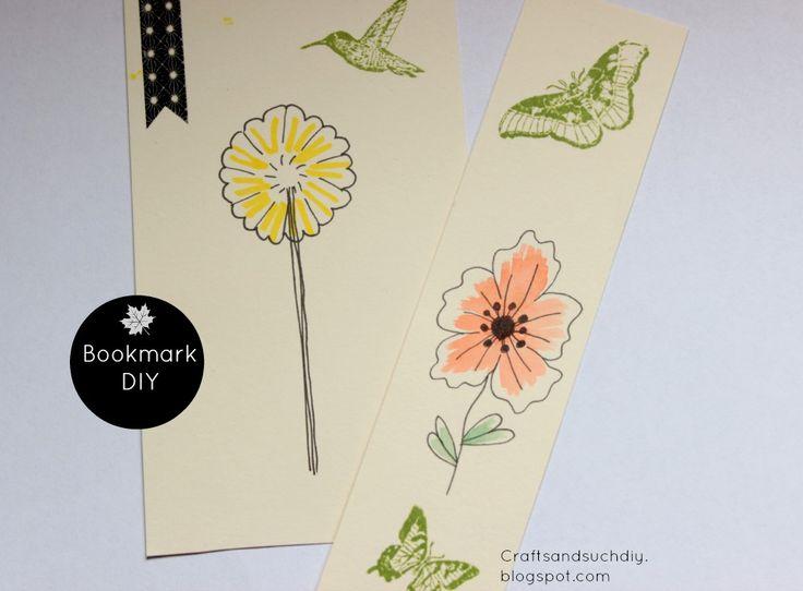 Bookmark DIY