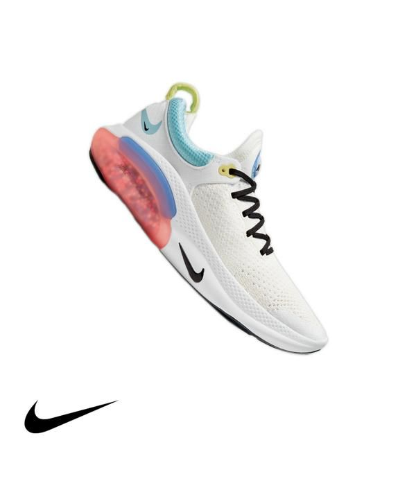 Nike Joyride Run Flyknit Summit White Sunbleach Women S Running Shoe Hibbett City Gear Womens Running Shoes Nike Running Shoes Women Running Shoes