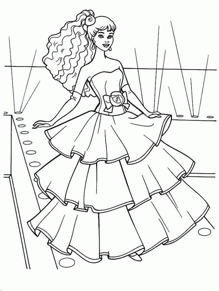 Princess Coloring Pages Spot : Coloriages princesses princesse coloriage hd a
