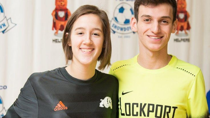 Hundreds of Chicago-area high school soccer players filmed public service announcements that will be shared on social media channels throughout February, which is Teen Dating Violence Awareness Month.