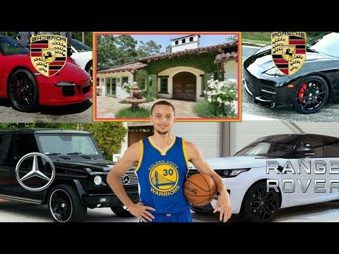Stephen Curry's Incredible House in California (Inside & Interior & Exterior) | 2018 NEW - YouTube