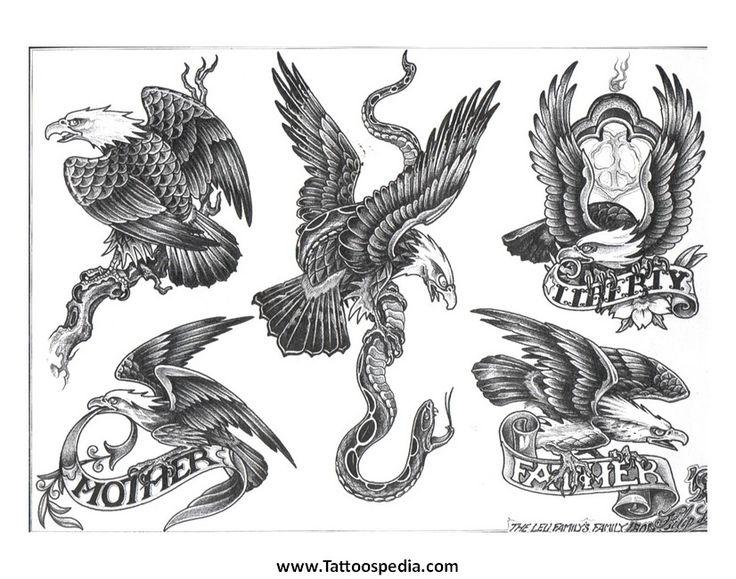 Native american eagle tattoo designs 3 native american