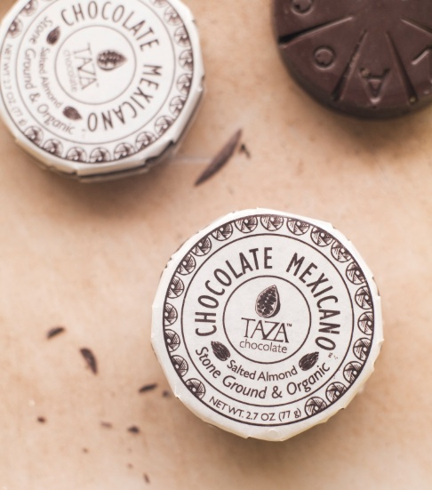 """Taza Chocolate Packaging """"!"""" Proverb"""