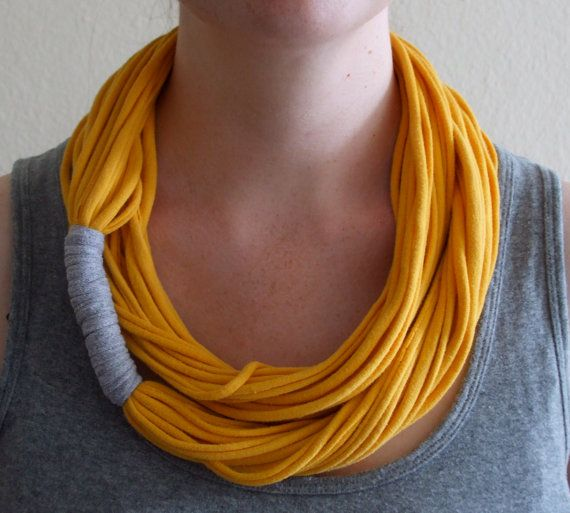 THE Tshirt necklace (inspiring)