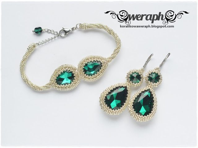 http://koralikowaweraph.blogspot.com/2017/04/do-slubu-w-szmaragdowej-bizuterii.html