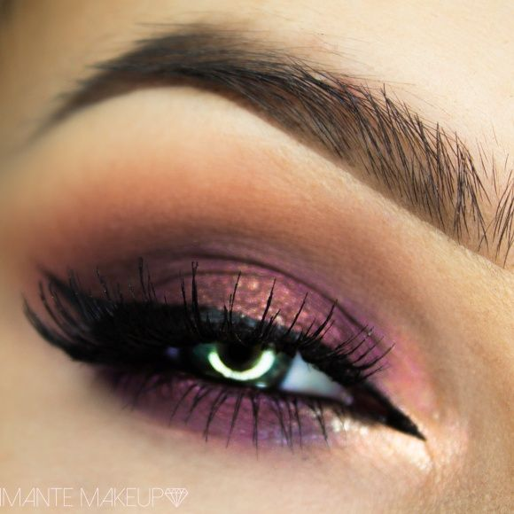 Check out our favorite Insomnia on Mars inspired makeup look. Embrace your cosmetic addition at MakeupGeek.com!