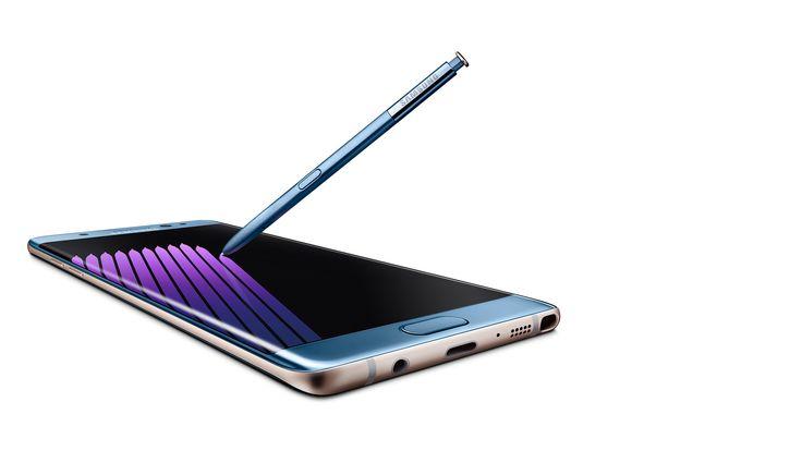 Samsung відновила продажі смартфонів що вибухають Galaxy Note 7 - Дзеркало Тижня