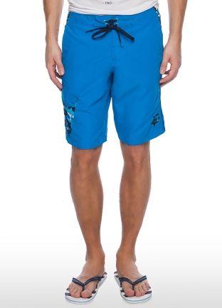 Плавательные шорты с декоративной вставкой за 799р.- от OSTIN