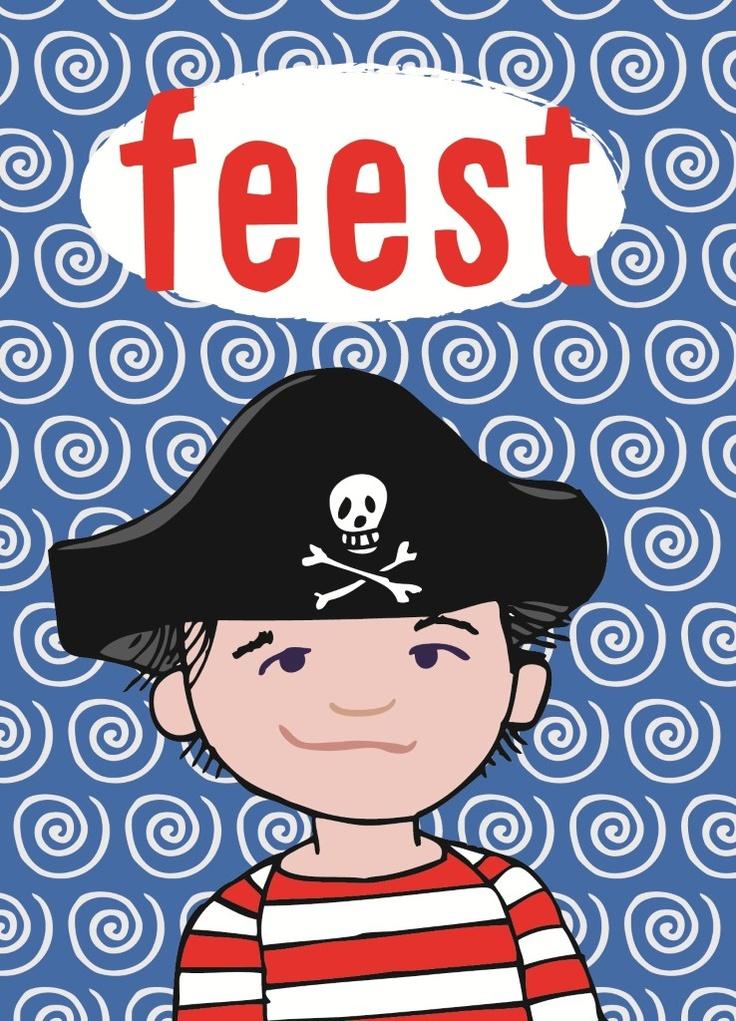 Uitnodiging Piraat