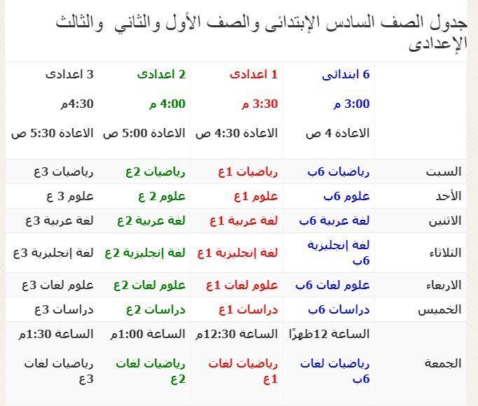 جدول برنامج مدرسة على الهواء على قناة مصر التعليمية الترم الاول 2019 2020 How To Make Shorts Earn Money Blog Posts