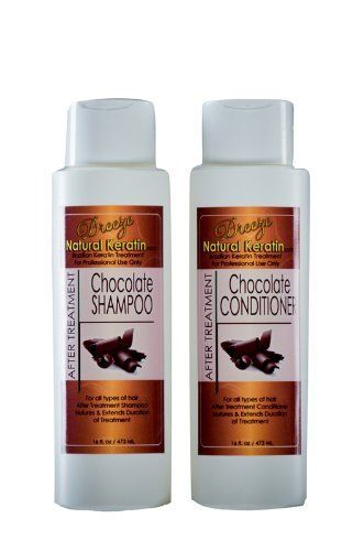 Introducing Brazilian Hair Treatment Chocolate Maintenance Kit 16 oz Shampoo and Conditioner  1oz serum by Breeze Natural Keratin. Great Product and follow us to get more updates!
