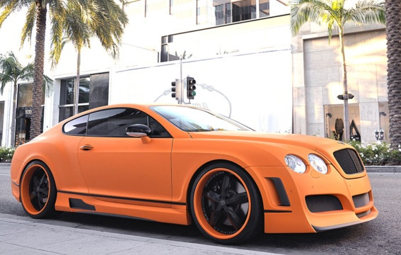2007 By Mansory Amp Platinum Motorsports Chassis