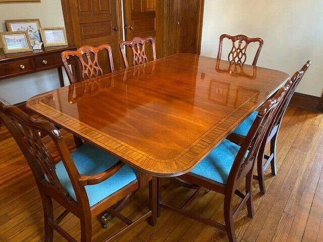 Pin On Dining Table, Used Dining Room Table Sets