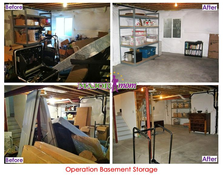 Unique How to organize A Basement