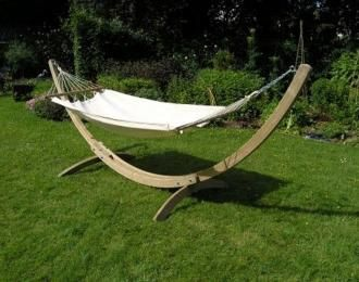 The must have garden accessory for those nice and easy balmy moments. Hammock | Owen Chubb Garden Landscapes