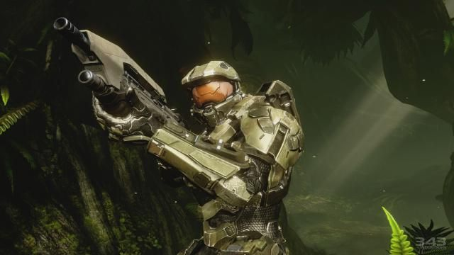 Review - Halo Master Chief Collection Is the Best Value in Gaming: Halo: Master Chief Collection screen 1