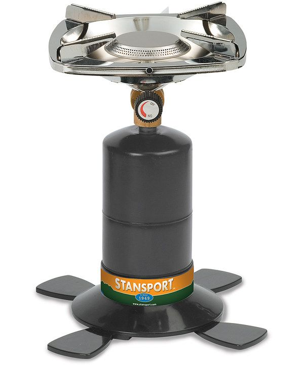 Look at this Stansport Single Burner Propane Stove on #zulily today!