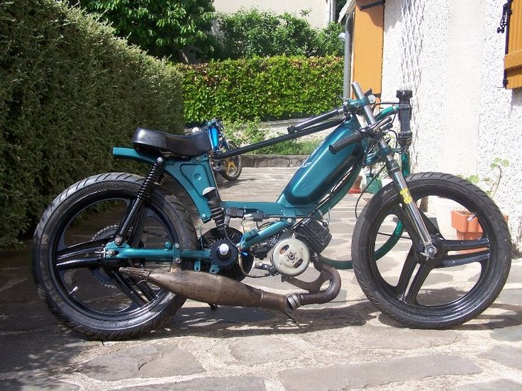 Peugeot 103 sp moped
