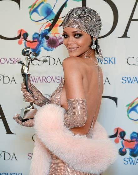 De var vackrast på CFDA Fashion awards | Fashion News | The You Way | Aftonbladet Rihanna