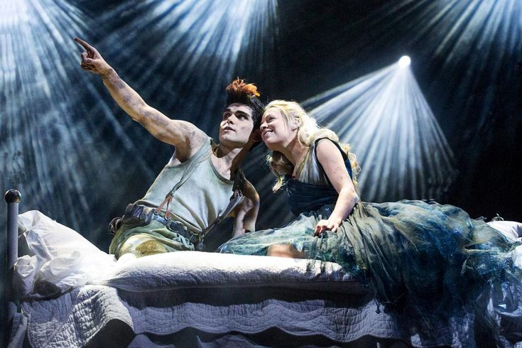 Wendy and Peter Pan, Royal Shakespeare Theatre - theatre review | London Evening Standard  standard.co.uk1368 × 912Search by image  As the tinkered-with title suggests, sisters are doing it for themselves when it comes to Ella Hickson's cherishable new version of the JM Barrie classic. One sister in particular, Wendy Darling,...