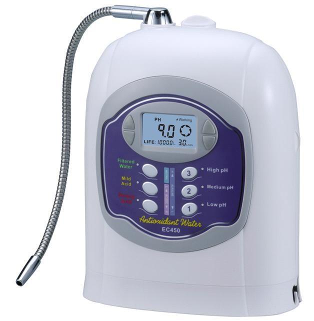 EC450 Water Ionizer  -  WaterIonizer.com