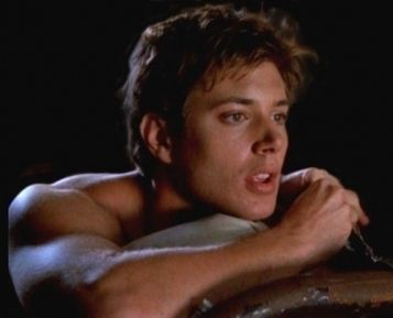 "Jensen Ackles as Alec/X5-494 in Dark Angel, the best show prior to ""Supernatural"". Dang was he young!!!"