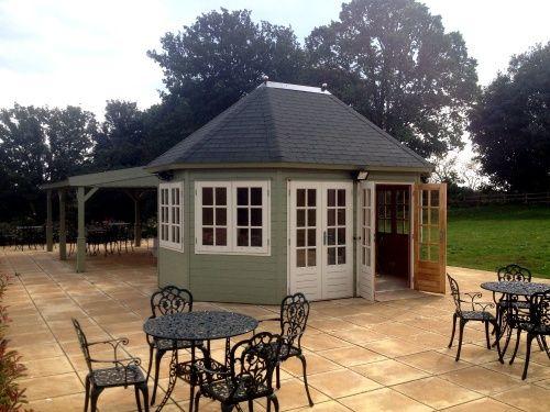 Bespoke Design Summerhouse