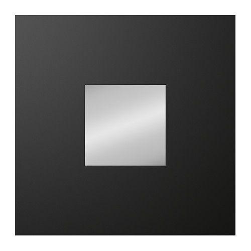 MALMA Spiegel, zwart zwart 26x26 cm 1,99