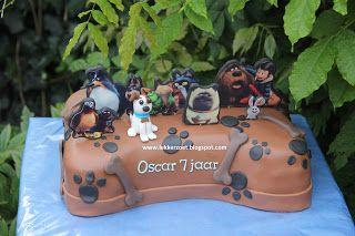 lekker zoet: huisdieren geheimen.. voor oscar 7 jaar