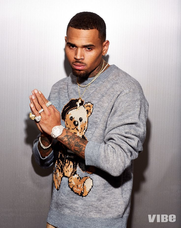 """""""If I can complain about the diamonds not being bright enough on my chain or my ring, I should also be fighting just as hard to put somebody else in a house, helping somebody that's homeless, feeding somebody, showing my concerns.""""  Read more: http://www.vibe.com/featured/digital-cover-chris-brown/"""