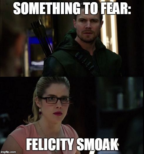 felicity smoak meme - photo #11