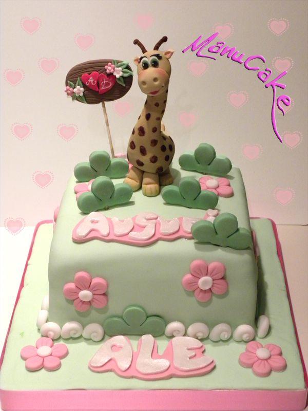 giraffa innamorata