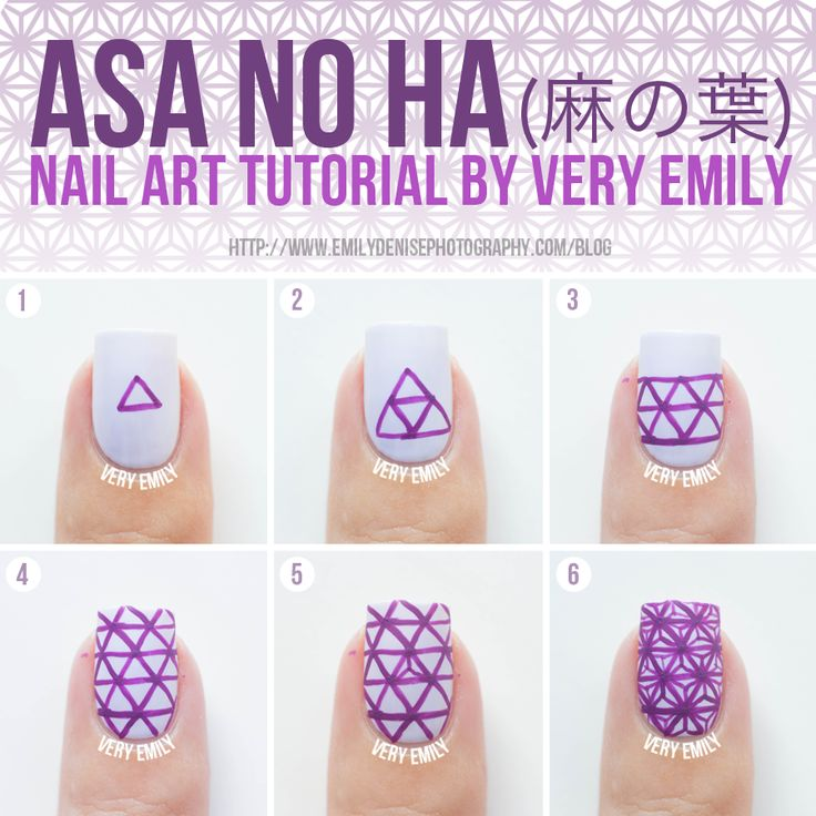 372 best Nails images on Pinterest | Nail art tutorials, Rainbow ...
