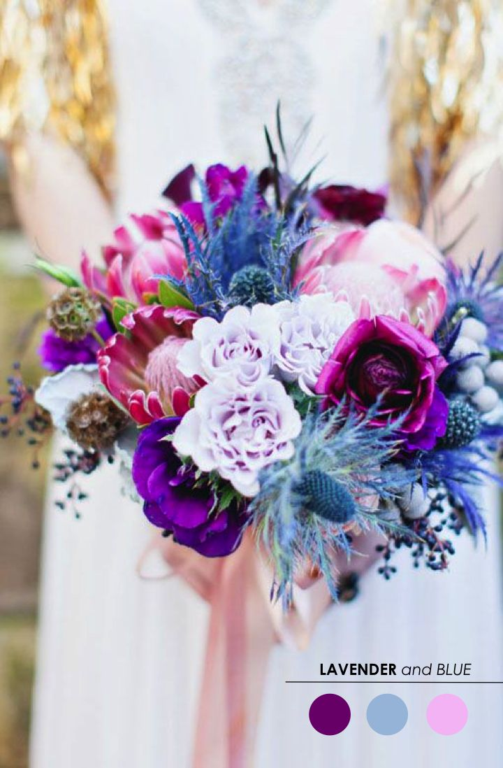 15 Wedding Color Palettes to Inspire Your Style