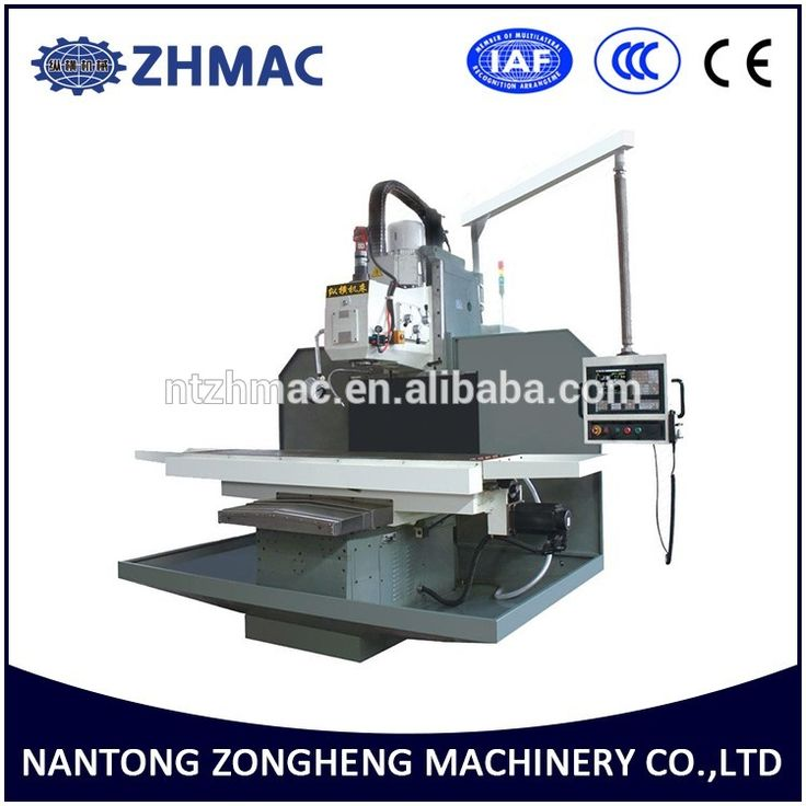 CNC Power Milling Machine XKV1850 Cheap Tool Machining Equipment