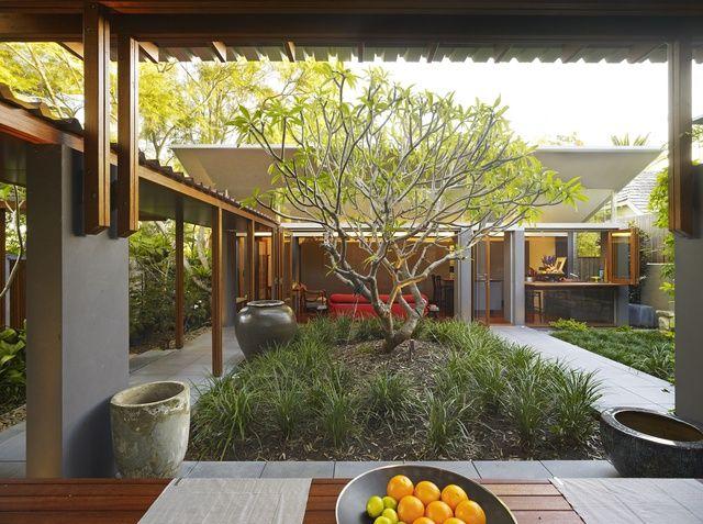 'Arena for living': Peter Stutchbury's Garden House | ArchitectureAU