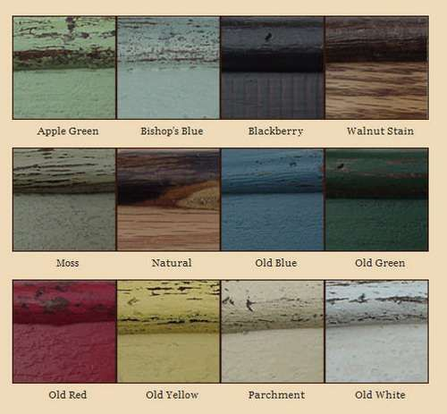 beautiful rustic paint colors to choose from...  Rustic Mountian Decorating, Lodge look, cabin and ski style