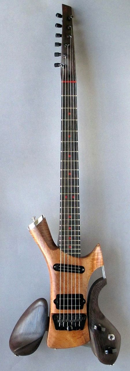 Spalt Guitars Twist --- https://www.pinterest.com/lardyfatboy/
