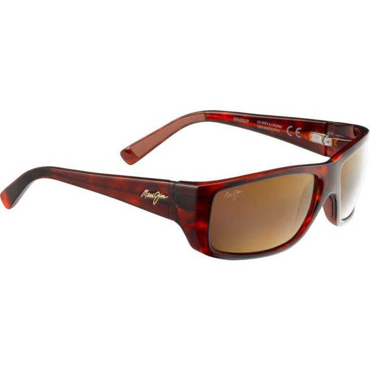 Maui Jim Wassup Polarized Sunglasses, Brown